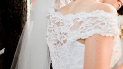Prześliczna suknia Margarett Nostro