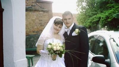 przesliczna suknia ślubna !!!!