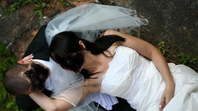 Prześliczna suknia ślubna MARGARETT SEPHIA 36/38