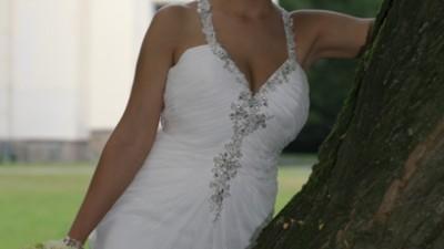 Prześliczna Suknia Ślubna SWEETHEART 5978 TANIO!!! POZNAŃ