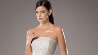 Prześliczna suknia WHITE ONE 176  - sprzedam po 21.06.2008r.