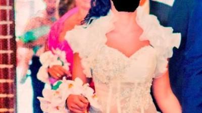 Prześliczna Unikatowa Suknia Ślubna Firmy Sposabella