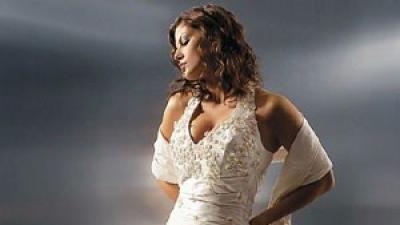 Romantyczna suknia