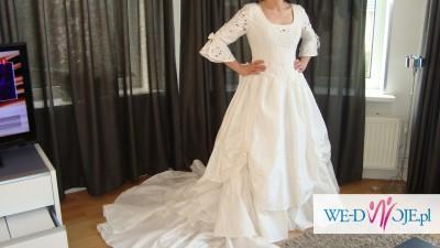 Romantyczna suknia na ten piekny dzien!