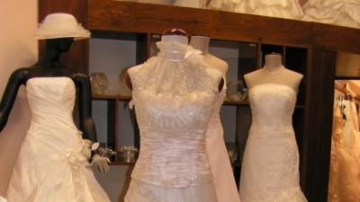 Romantyczna, wyjątkowa syknia ślubna
