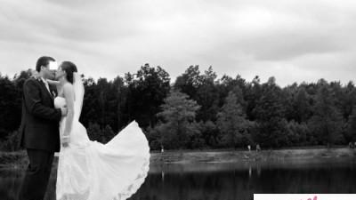 rondalla suknia ślubna st. patrick san patrick koronkowa rybka 36