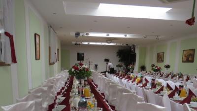 Sala weselna przy ul. Gryfińskiej - wynajmę