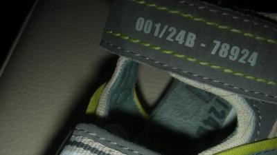 sandałki swiecące NEXT wkł 15 cm  UK7