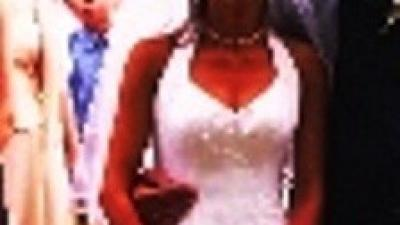 Seksowna suknia ślubna