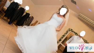 Sincerity 3621 suknia ślubna princessa