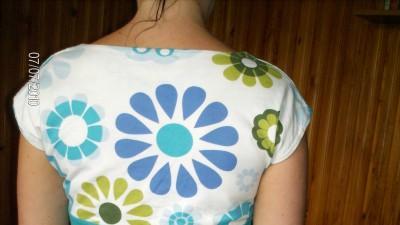 śliczna bluzka w kwiaty hit sezonu