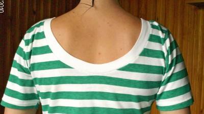 sliczna bluzka z seksownym deklotem