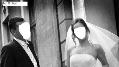 śliczna hiszpańska suknia ślubna- ATELIER DIAGONAL!!!POLECAM!!