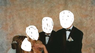 Śliczna i romantyczna suknia ślubna