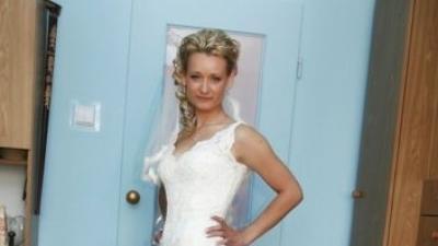 Śliczna koronkowa suknia ślubna - La Sposa Sala