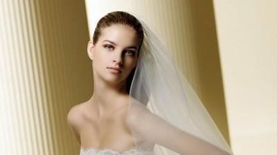 Śliczna La Sposa model Finesa