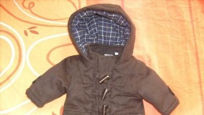 Śliczna, modna kurteczka dla chłopca