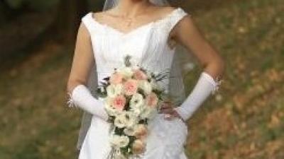Śliczna, modna suknia ślubna!!!
