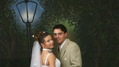 Śliczna, niepowtarzalna suknia ślubna, jak nowa - a na dodatek taniutka!!!