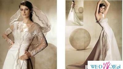 Sliczna ponadczasowa sukienka kolekcji La Sposa > PLANETA