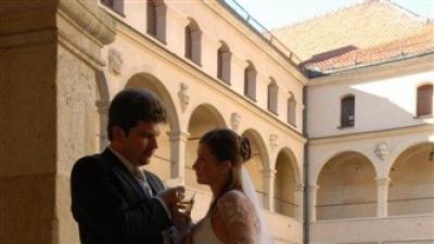 śliczna Sidney La sposa
