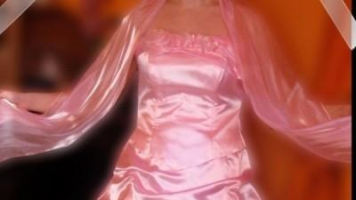 -------- Śliczna suknia bardzo TANIO!!! ----------