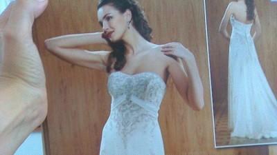 śliczna suknia EDDY K - NOWA