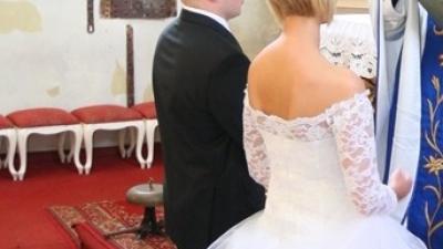 śliczna suknia Izabella z salonu Anny Skrzyszowskiej 2013