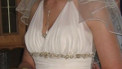 śliczna suknia model 2010