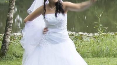 Śliczna suknia! Niedrogo!!!