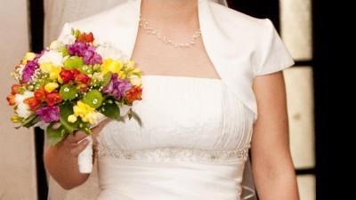 Śliczna suknia śluba MS Moda Olivia