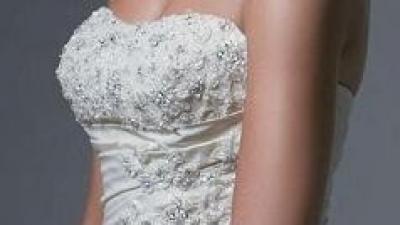 Śliczna suknia ślubna Blue by Enzoani