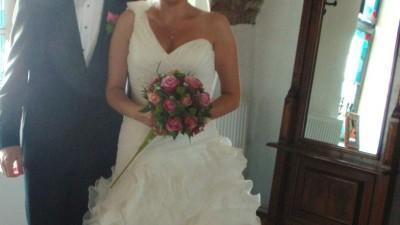 śliczna suknia ślubna CAPRICHO Madonna