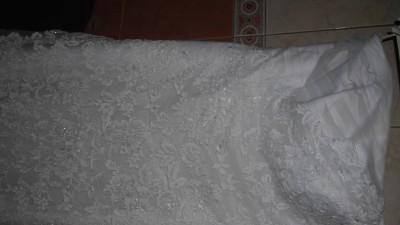 sliczna suknia slubna dla pani z brzuszkiem