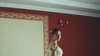 śliczna suknia ślubna firmy GALA