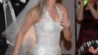 Śliczna suknia ślubna Jacqueline