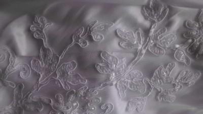 Śliczna suknia ślubna Klio! + dodatki! TANIO!