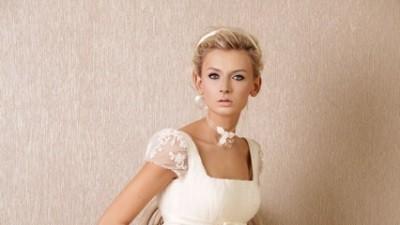 Śliczna suknia ślubna KRISTI Annais Bridal 2009