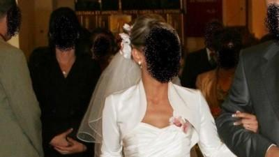 śliczna suknia ślubna Leila