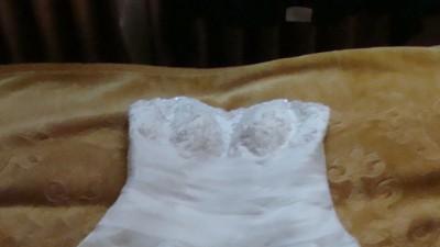 Śliczna suknia ślubna model MONA LISA