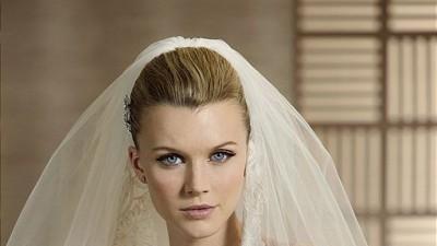 Śliczna suknia ślubna - model Triana White One
