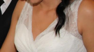 Śliczna suknia ślubna na sprzedaż