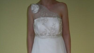 Śliczna suknia ślubna-NOWA!!!