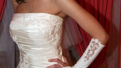 Śliczna Suknia Ślubna Ostrołęka