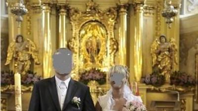 Śliczna suknia ślubna Paso Doble + DODATKI!!!