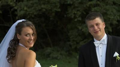 Śliczna suknia ślubna! Poznań