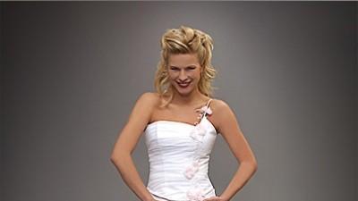 Śliczna suknia ślubna,prosto z salonu