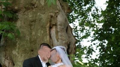 Śliczna suknia ślubna rozm. 34/36