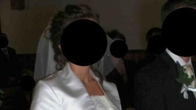 Śliczna suknia ślubna.Rozmiar 38.Z salonu MONA