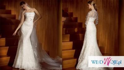 Śliczna suknia ślubna San Patrick Binefar